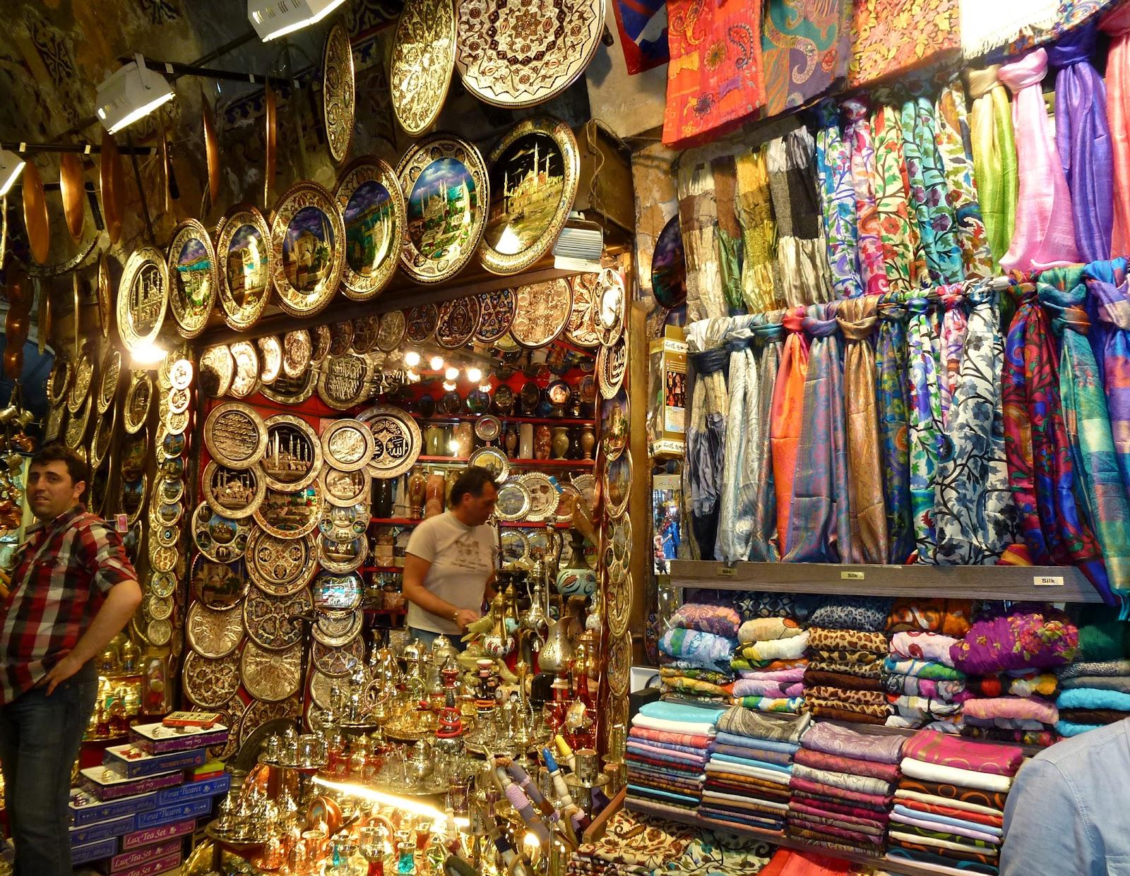 Baño Turco Mas Antiguo Estambul:El viejo bazar comenzó a dar servicio de venta de productos y el