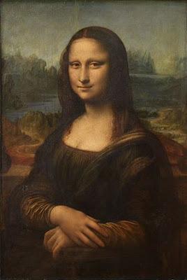 La Gioconda, Leonardo da Vinci,  1503-1506