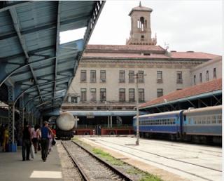 Estacion de trenes La Habana