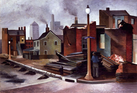Joe Jones - 11 Street Scene, St. Louis 1934
