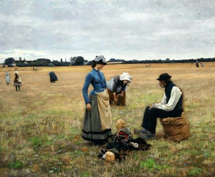 Hans Andersen Brendekilde - 9 Cowed 1887