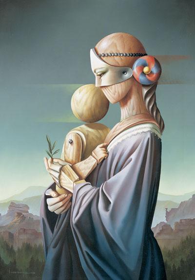 La-madre-metafísica-1998-Oleo-sobre-tela-70x50cm