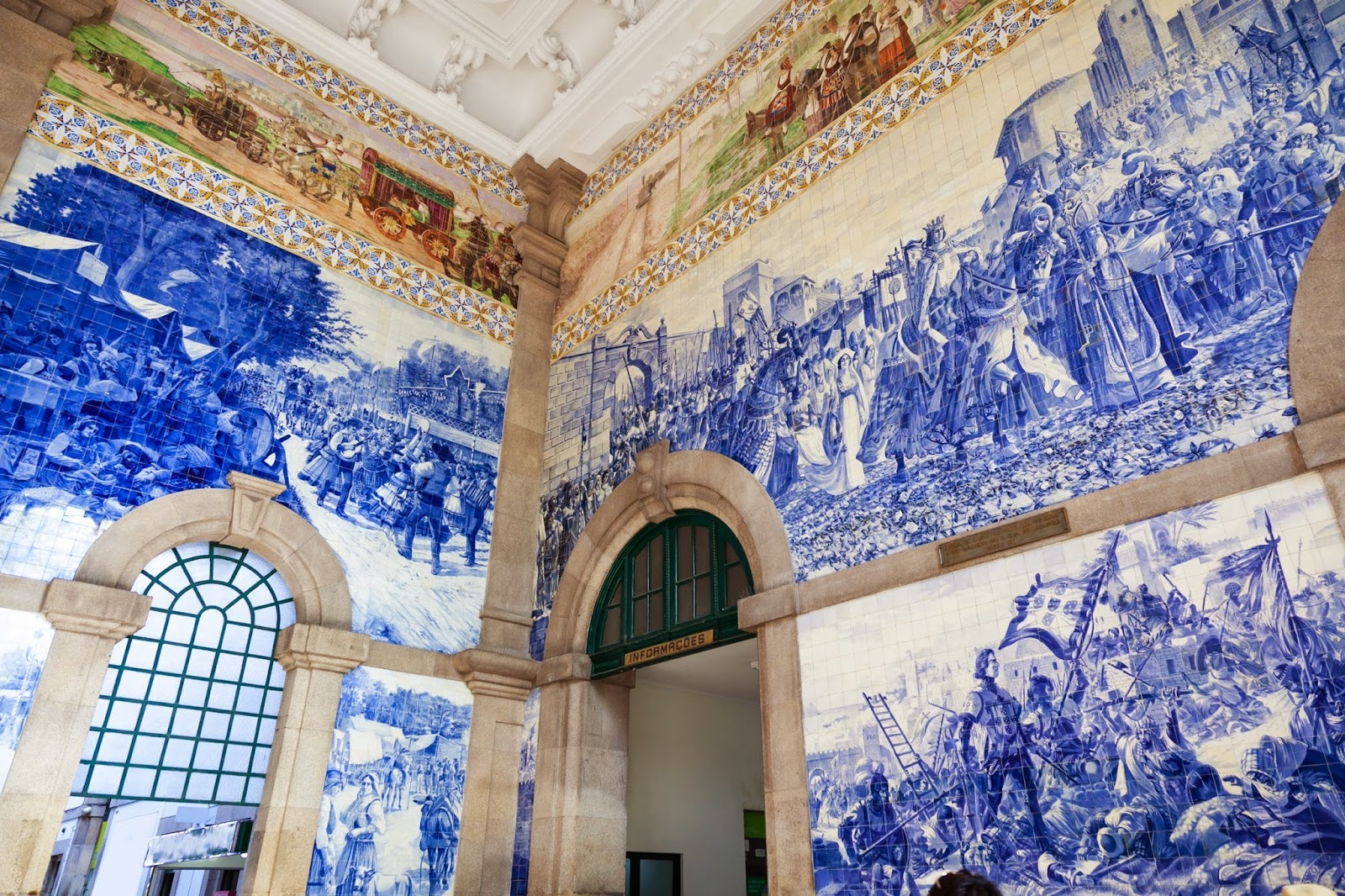 Los azulejos portugueses zona libre radio 1 for El mundo de los azulejos