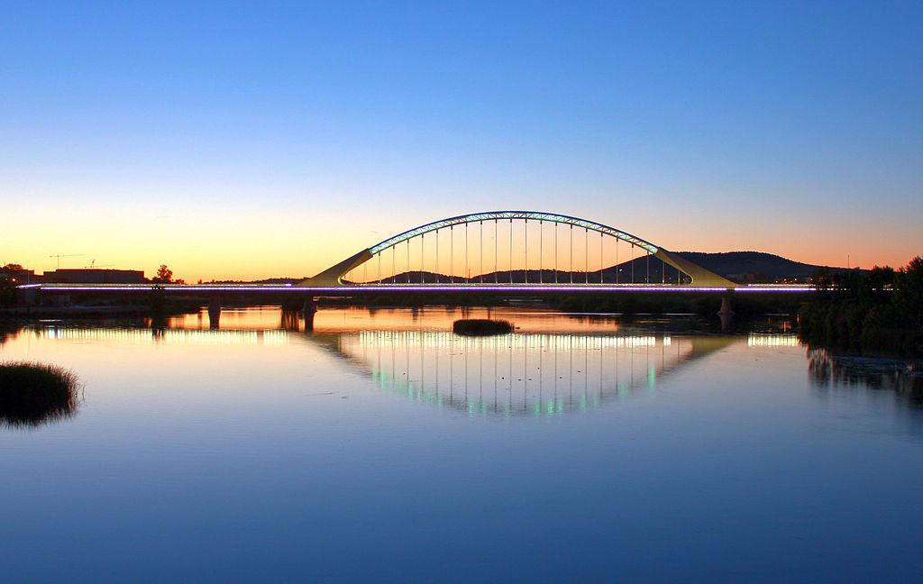 puente lusitania mrida