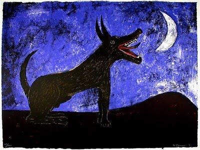 rufino-tamayo-perro-ladrando-a-la-luna