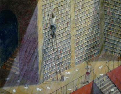 el-novelista-en-la-biblioteca-de-babel