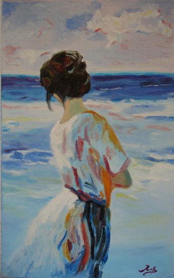mujer-mirando-el-mar